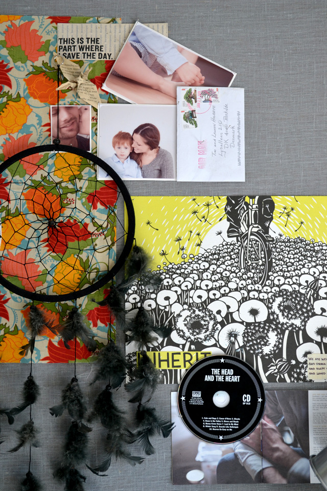 LH-My real-life pinboard