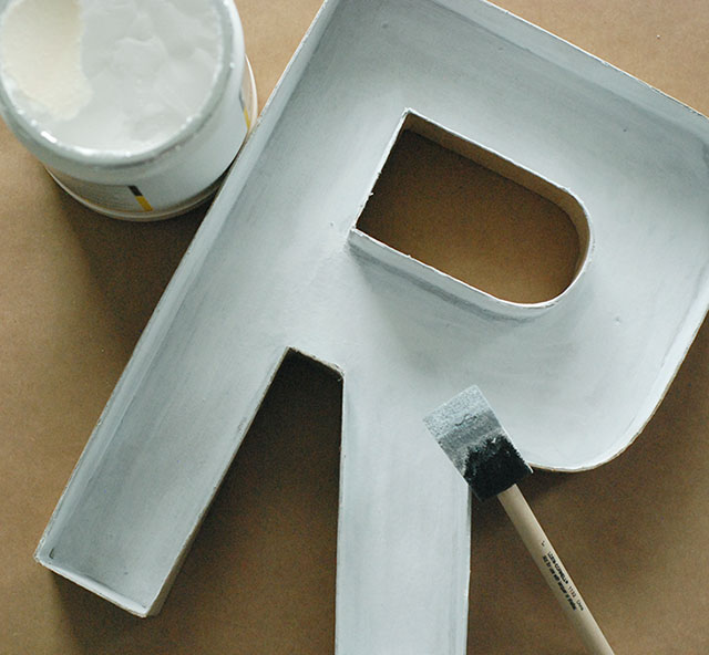 Marquee-Gesso